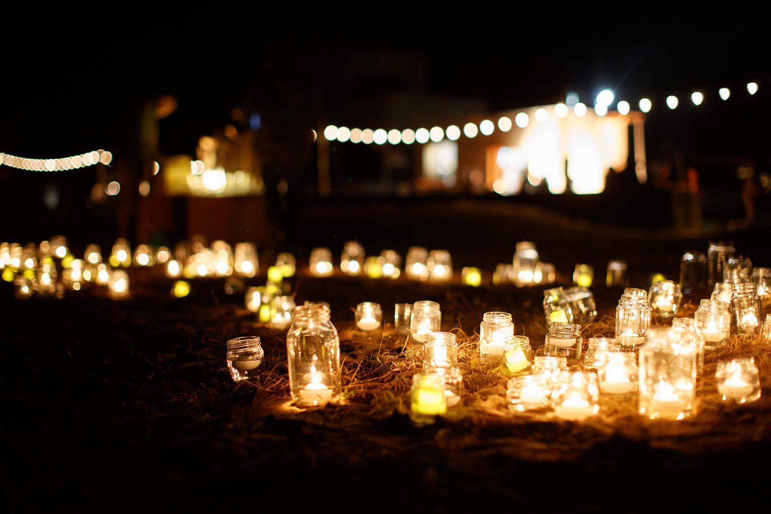「うみと灯りの日」〜父母ヶ浜の夜を楽しむ、灯りの文化祭〜